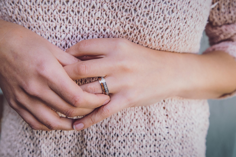 Diamond Oak – Ring – woood.co.za