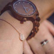 Ellie – Rose gold bracelet (2)